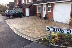 Block paving Stoke on Trent