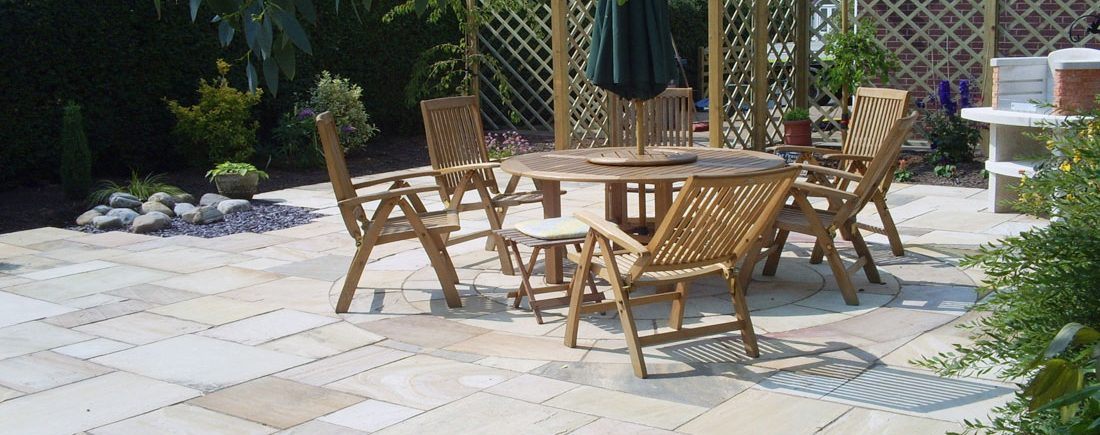 Patios in Stoke on Trent